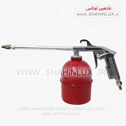 گازوئیل پاش مناسب کارواش و دیگر لوازم و تجهیزات جانبی کارواش