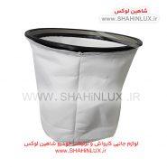 کیسه جاروبرقی صنعتی مناسب کارواش