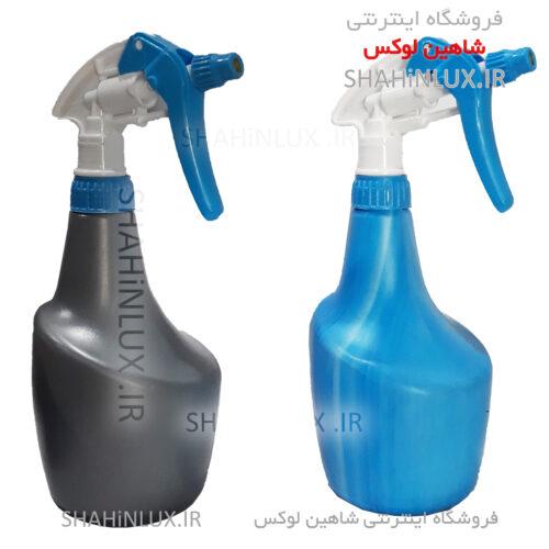 بطری محلول پاش و تریگر مناسب کارواش