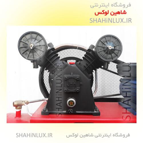 نوع مخزن: به صورت خوابیده مخزن دارای ورق 3 میلی متر، سیلندر چدن، 6 ماه گارانتی سیلندر، دینام چین