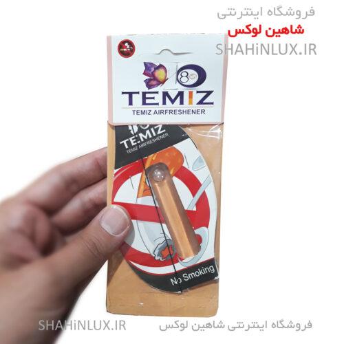 _خوشبو کننده کارتی ضد سیگار تمیز TEMIZ